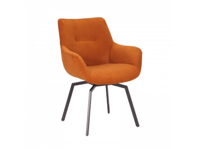 Chaise en tissu Fancy